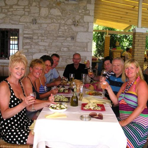 Day Charter - Lunch stop at Agni Bay
