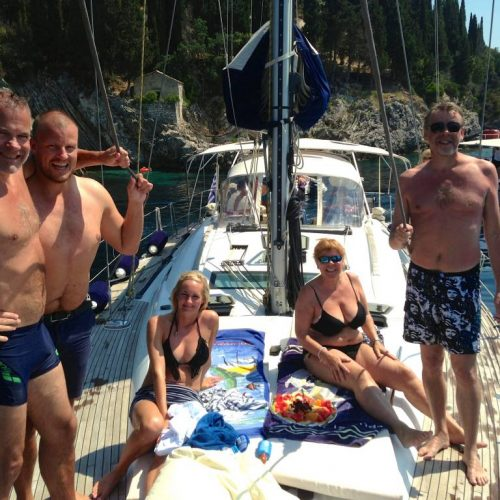 A Day Charter aboard Icarus