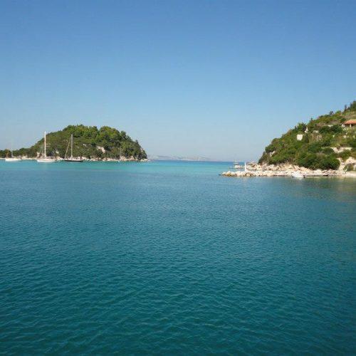 Lakka Bay, Paxos Island